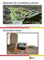 maquette_simulation Intelligences urbaines