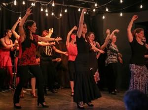 spectacle-flamenco-tam-tam-cafe-Serge-Leblond