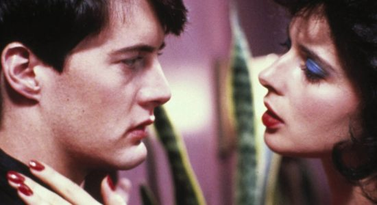 Blue Velvet de David Lynch