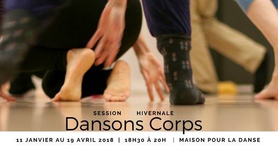 Dansons Corps | Hiver 2018