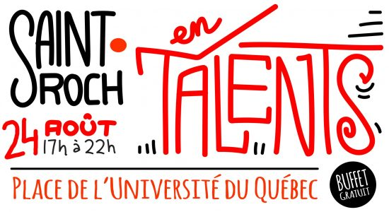 Saint Roch en Talents