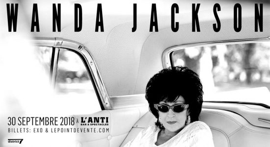 Wanda Jackson et Manny Jr and The Cylcones – L'Anti