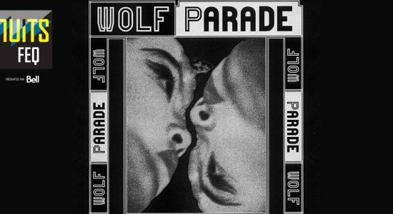 Wolf Parade – Nuits FEQ