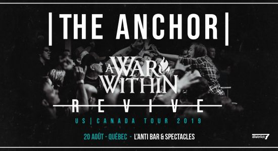 The Anchor et A War Within