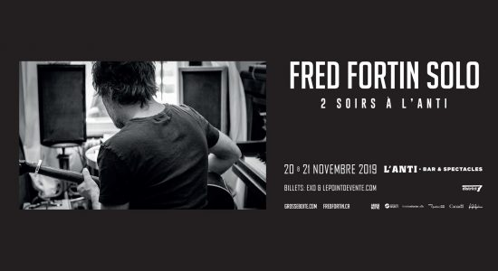 Fred Fortin (solo)