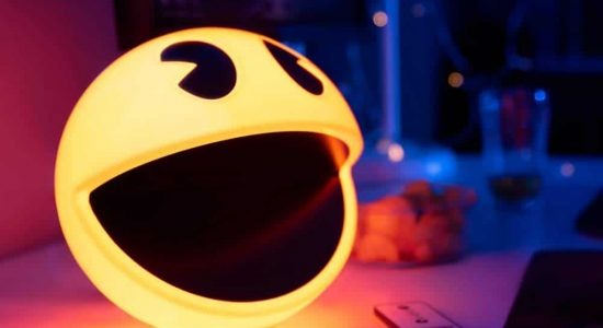 Lampe PAC-MAN | L'Inventaire