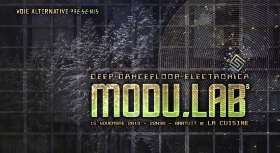 modu.lab #8 / 6 ans de Voie Alternative