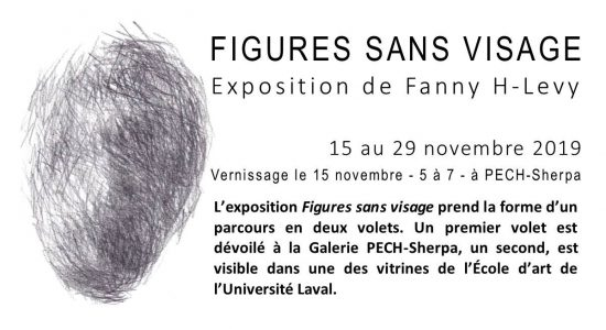 Vernissage de Fanny H-Levy – Figures sans visage