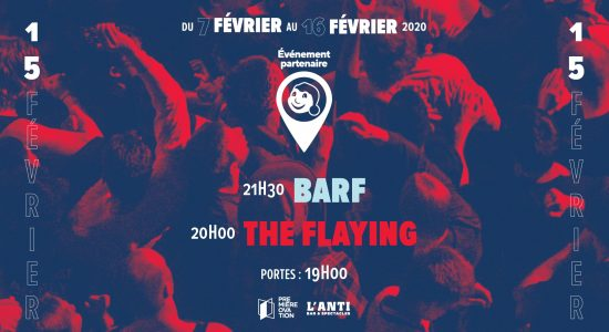 BARF et The Flaying