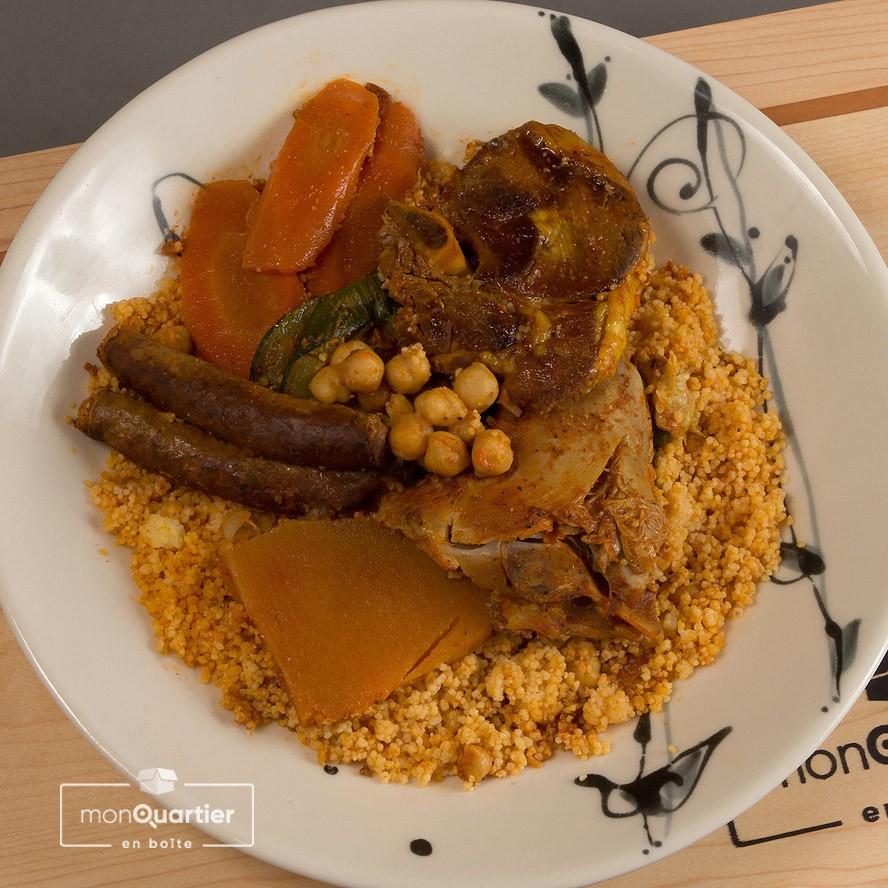 Couscous royal