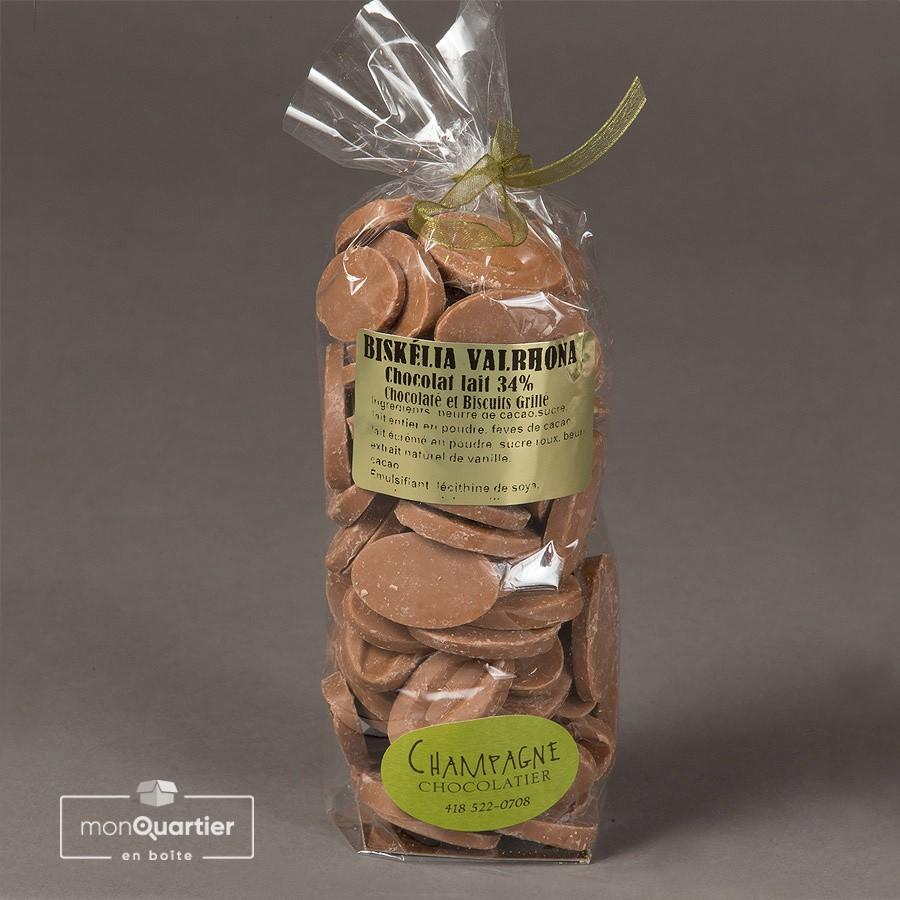 Chocolat Biskélia Valrhona