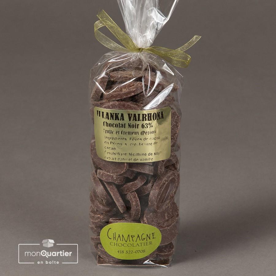 Chocolat Illanka Valrhona