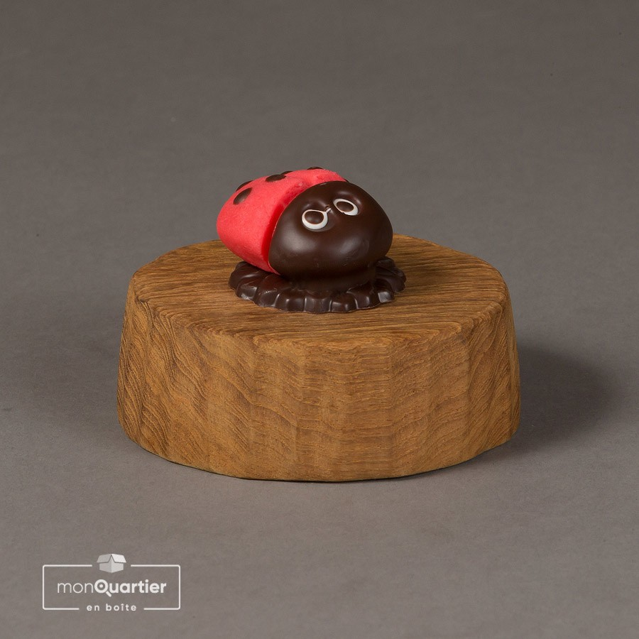 Figurine en pâte d'amande