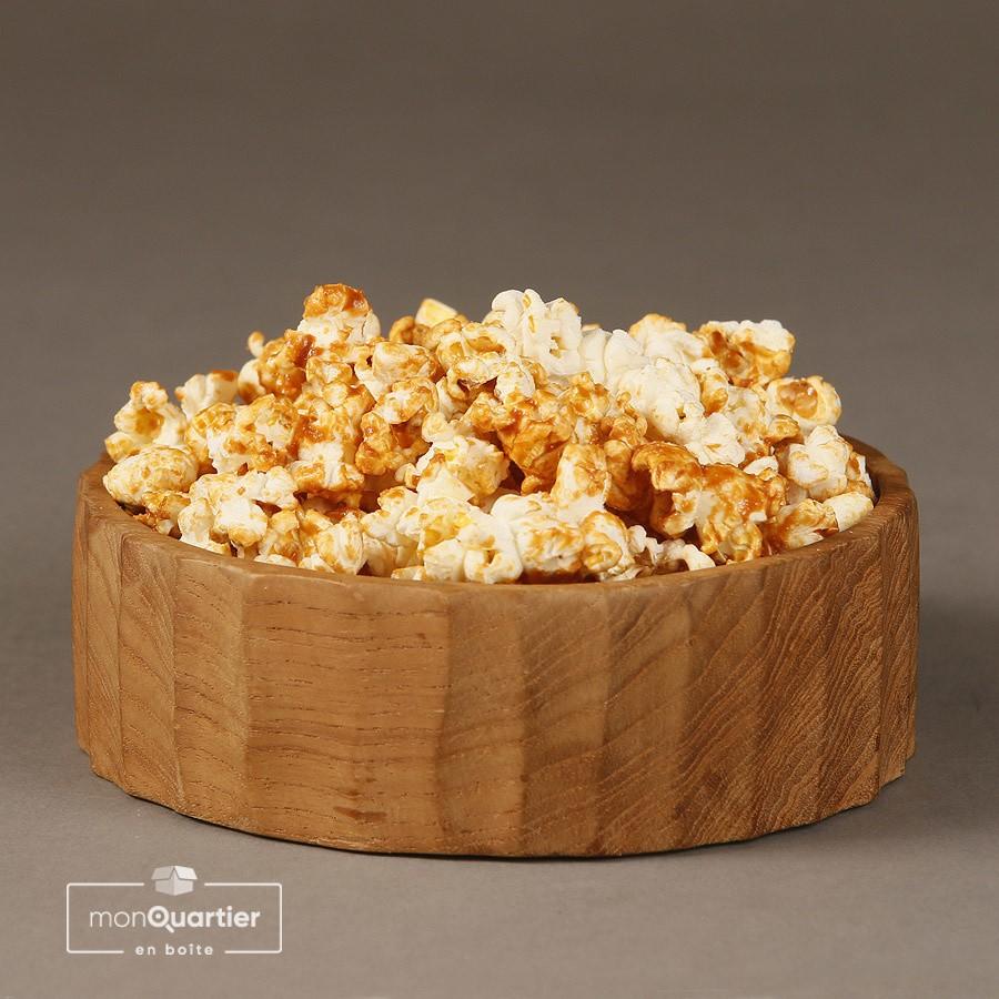 Pop-corn caramel salé