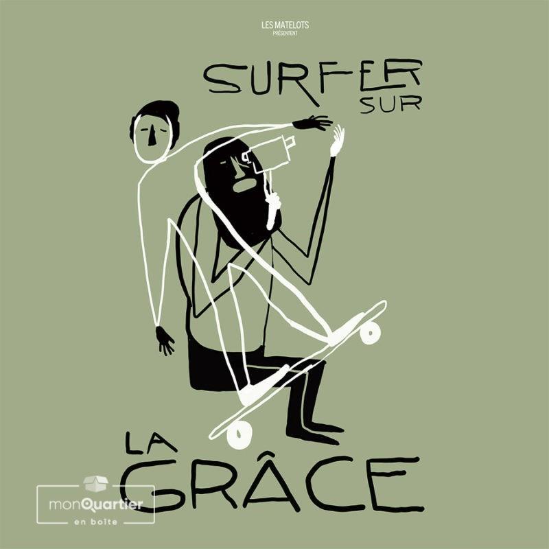 DVD Surfer sur la grâce