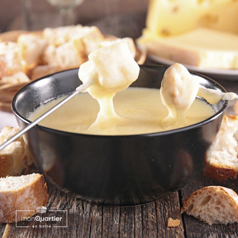 Boite fondue
