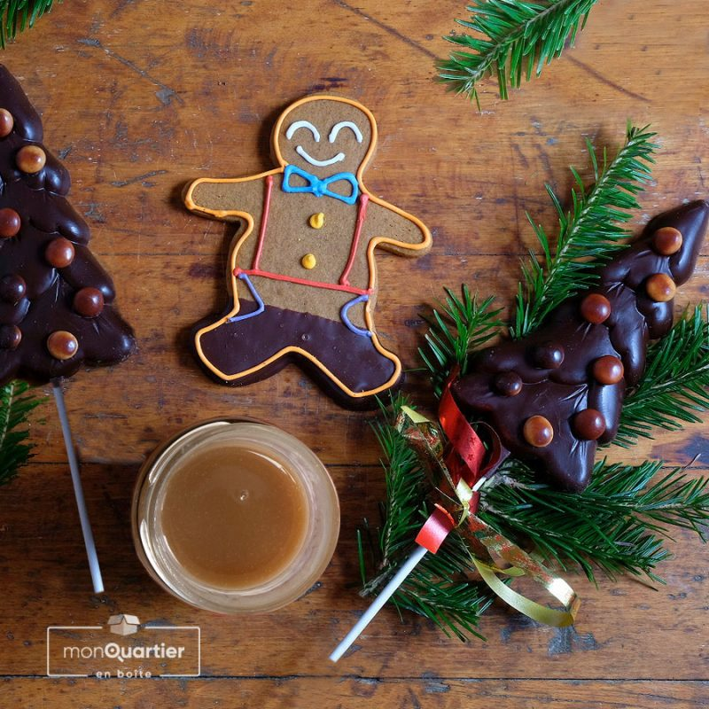 Boîte Le Petit bas de Noël