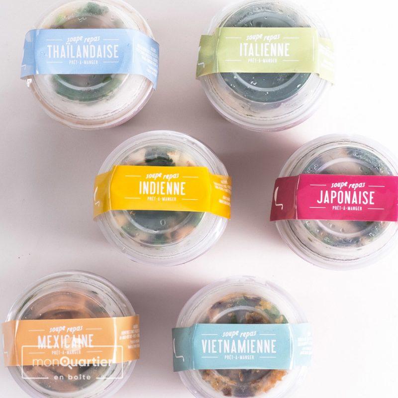 Boîte découverte Soupe & Cie