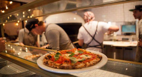 Menu midi de NO.900 Pizzeria Napolitaine   NO.900 Pizzeria Napolitaine