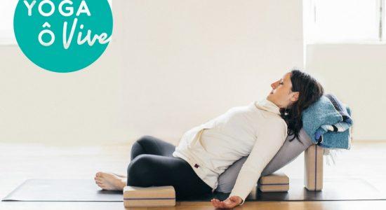 Atelier de yoga restaurateur / créer l'espace en soi