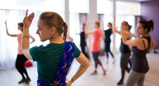 Cours de Cardio Bhangra au Studio Danse Mirage cet hiver et ce printemps…