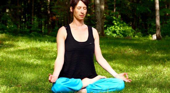 Atelier : Méditation à la rencontre du moment présent