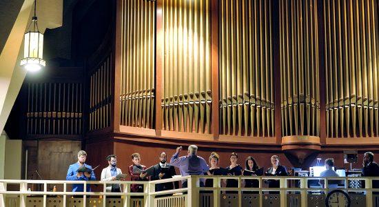 Messe des artistes: Unité des Chrétiens