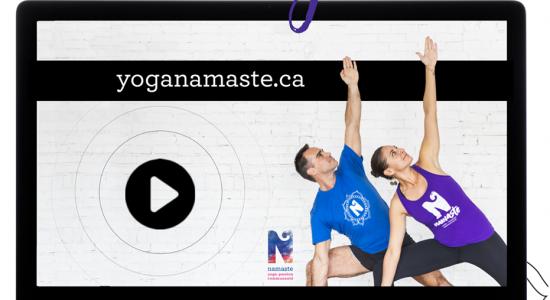 Cours de yoga en ligne – Forfait Zoom | Namaste Yoga Limoilou