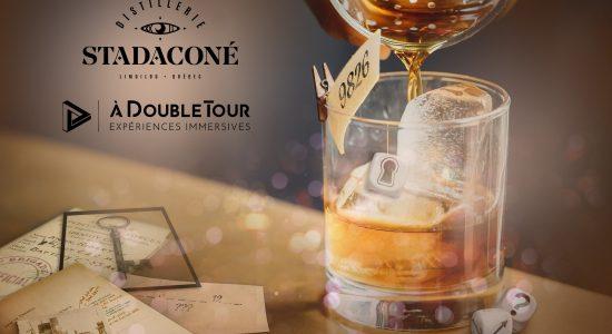 Passeport Gin et Énigmes   Distillerie Stadaconé