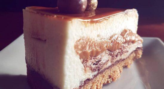 Gâteau au fromage   Baraque gourmande (La)