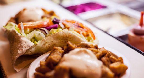 Shish Taouk | Shady Café Resto Libanais