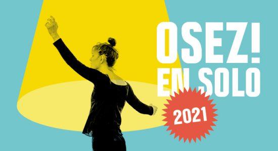 Osez! en solo 2021