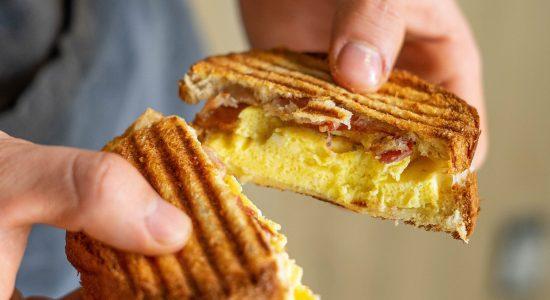 Sandwichs déjeuner   Franky–Johnny : les gourmands
