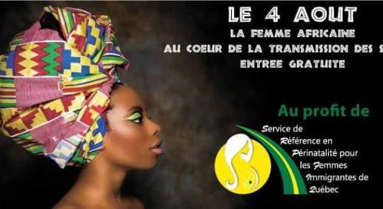 Journée Internationale de la femme africaine de Québec