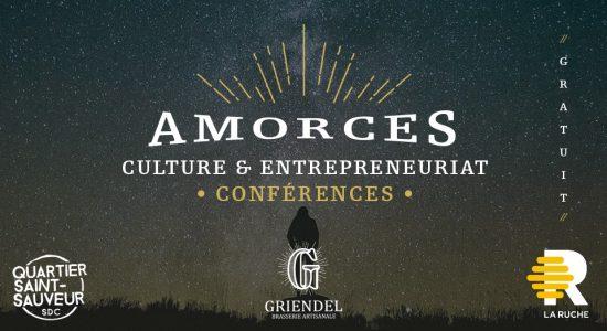 Amorces: Culture & Entrepreneuriat