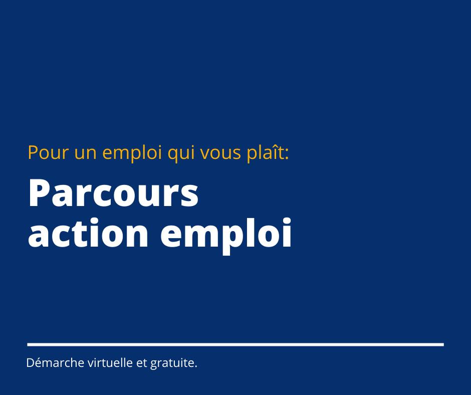 Parcours action emploi | GIT Services-conseils en emploi