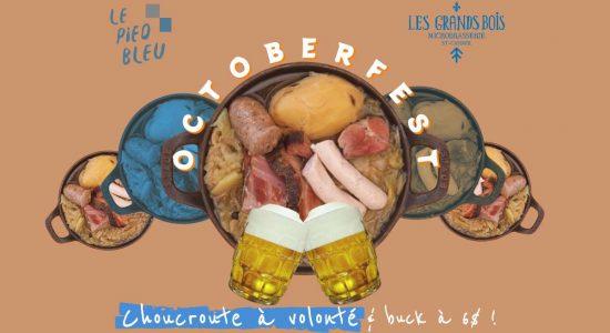 OKTOBERFEST | Pied bleu (Le)