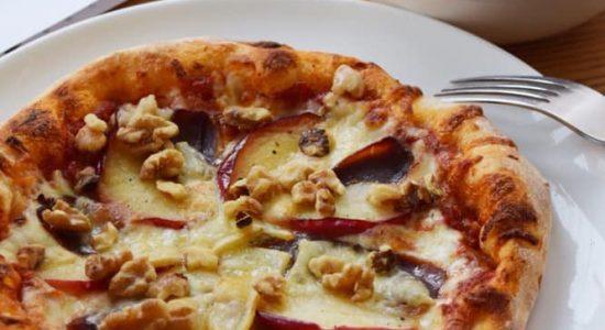 Pizza du mois :  La Canard fumé   Milano Pizzeria