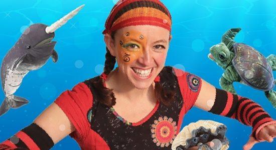 Marimba explore l'océan