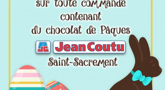 Livraison gratuite à l'achat de chocolat de Pâques | Jean Coutu – Katherine Harrison & Karen Ann O'Grady