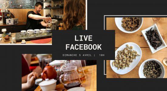 Live Facebook | 5 avril