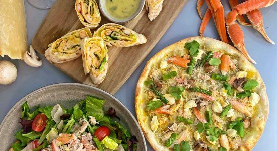 Arrivée du crabe | Piazzetta Cartier (La)