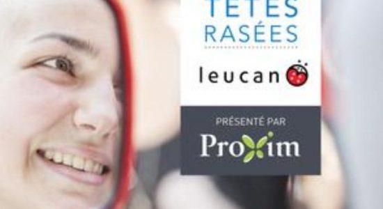 DÉFI TÊTES RASÉES LEUCAN