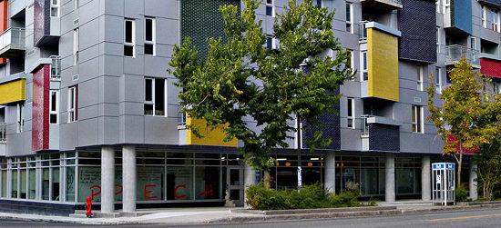 Nouvel immeuble de 70 unités pour PECH - Julie Rheaume