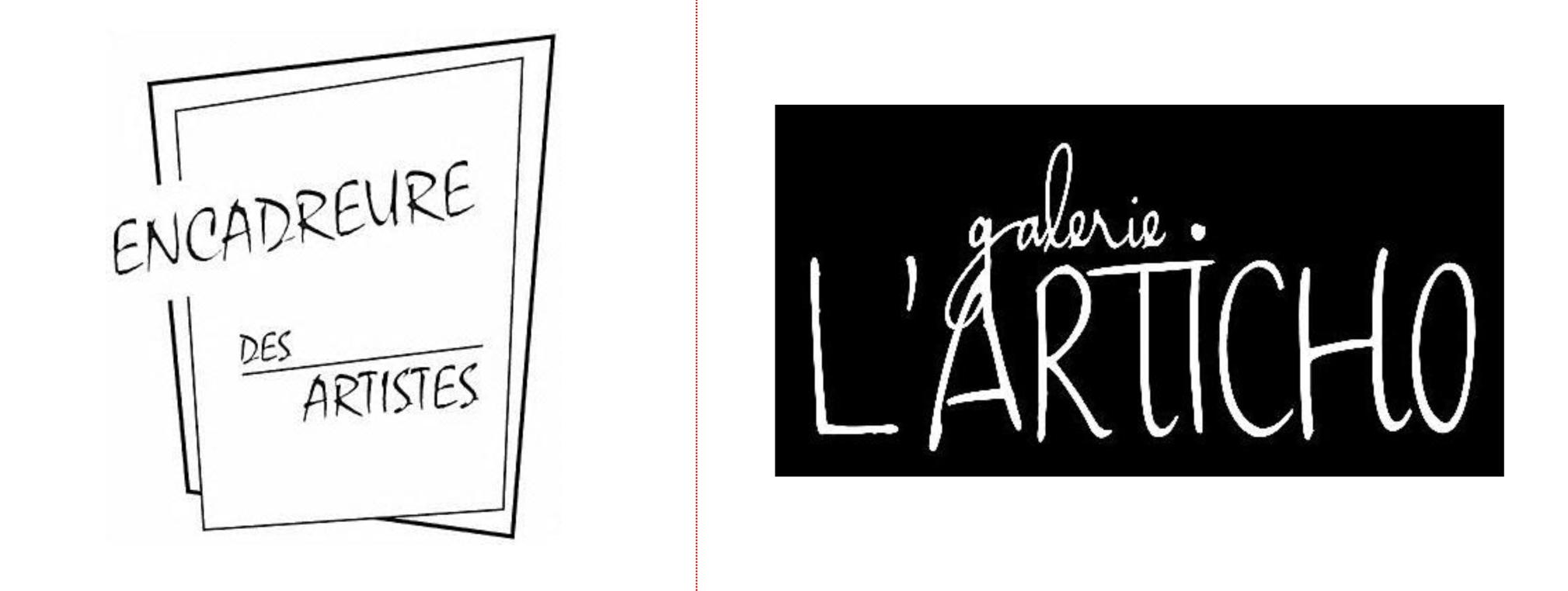 Galerie L'Articho – Encadreure des artistes