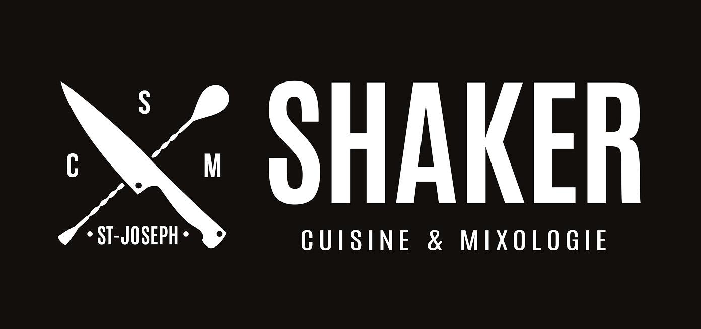 SHAKER St-Joseph - Cuisine & Mixologie