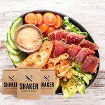 25% sur le take out - SHAKER St-Joseph - Cuisine & Mixologie