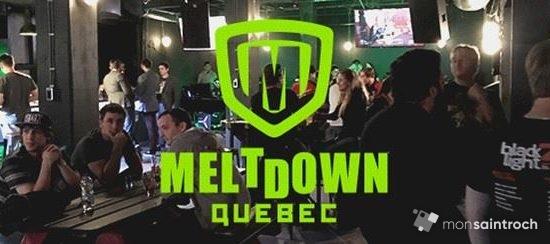 Le Meltdown : jouer au sous-sol, comme dans le temps - Jonathan Parent