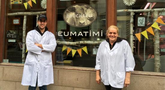 De la ferme à votre assiette – Eumatimi, 15 ans d'histoire - Karine Lesage