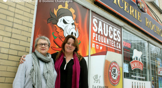 L'Épicerie Rochon: trois générations de femmes entrepreneures - Dominic Champagne